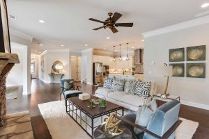 Colworth Model home