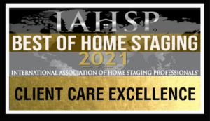 IAHSP Best of Home Staging: Client Care Excellence