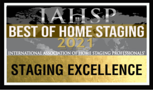 IAHSP Best of Home Staging: Staging Excellence